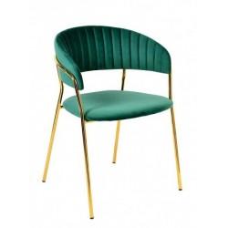 Nowoczesne krzesło jadalniane GOMA