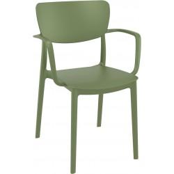 Krzesło do kawiarni lub jadalni  LISA