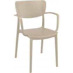 Krzesło ogrodowe  LOFT
