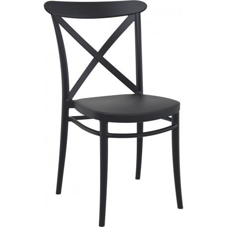 Krzesło do ogrodu lub kawiarni  CROSS