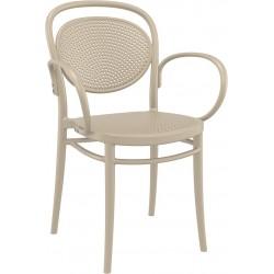 Krzesło do ogrodu MARCEL XL